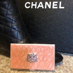 Hello Kitty Business Card Holder
